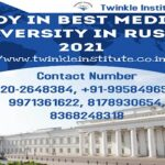 Study In Best Medical University In Russia 2021-Twinkle InstituteAB