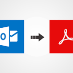How to Outlook Folder to PDF Adobe